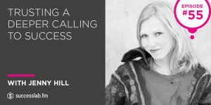 SuccessLan podcast - finding success in a deeper calling