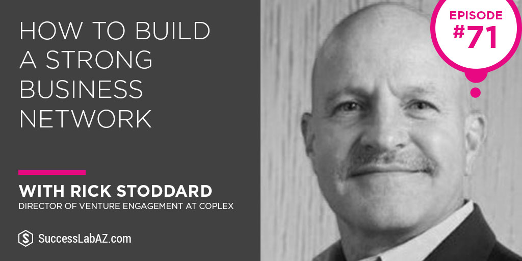 SuccessLab Podcast with Rick Stoddard Coplex
