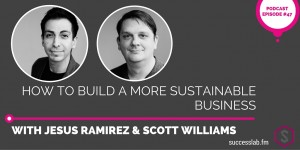 SuccessLab Podcast How to Build a Sustainable Business