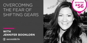 successlab podcast jennifer boonlorn founder of soul carrier