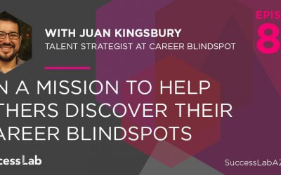 On a Mission to Help Others Discover Their Career Blindspots