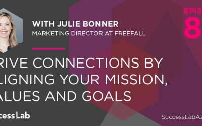 Drive Connections by Aligning Your Mission, Values and Goals