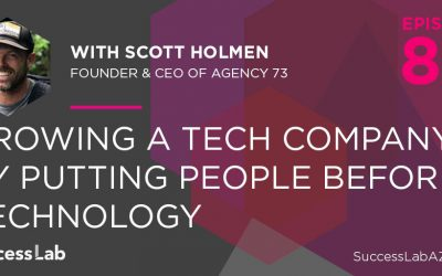 Growing a Tech Company by Putting People Before Technology